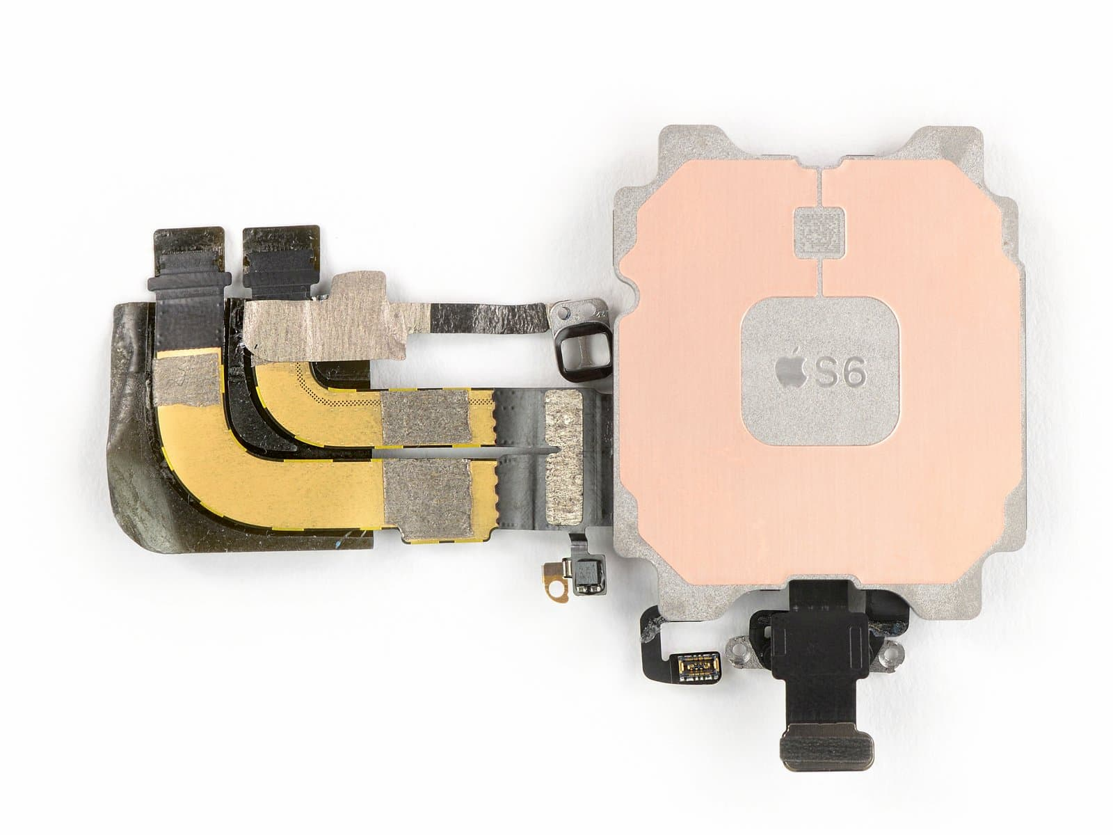 Apple Watch Series 6 拆解報告出爐:電池更大、內部明顯改進6