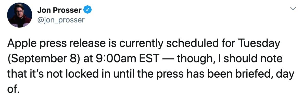 蘋果將宣布 iPhone 12 發表會日期?新機就在這天亮相