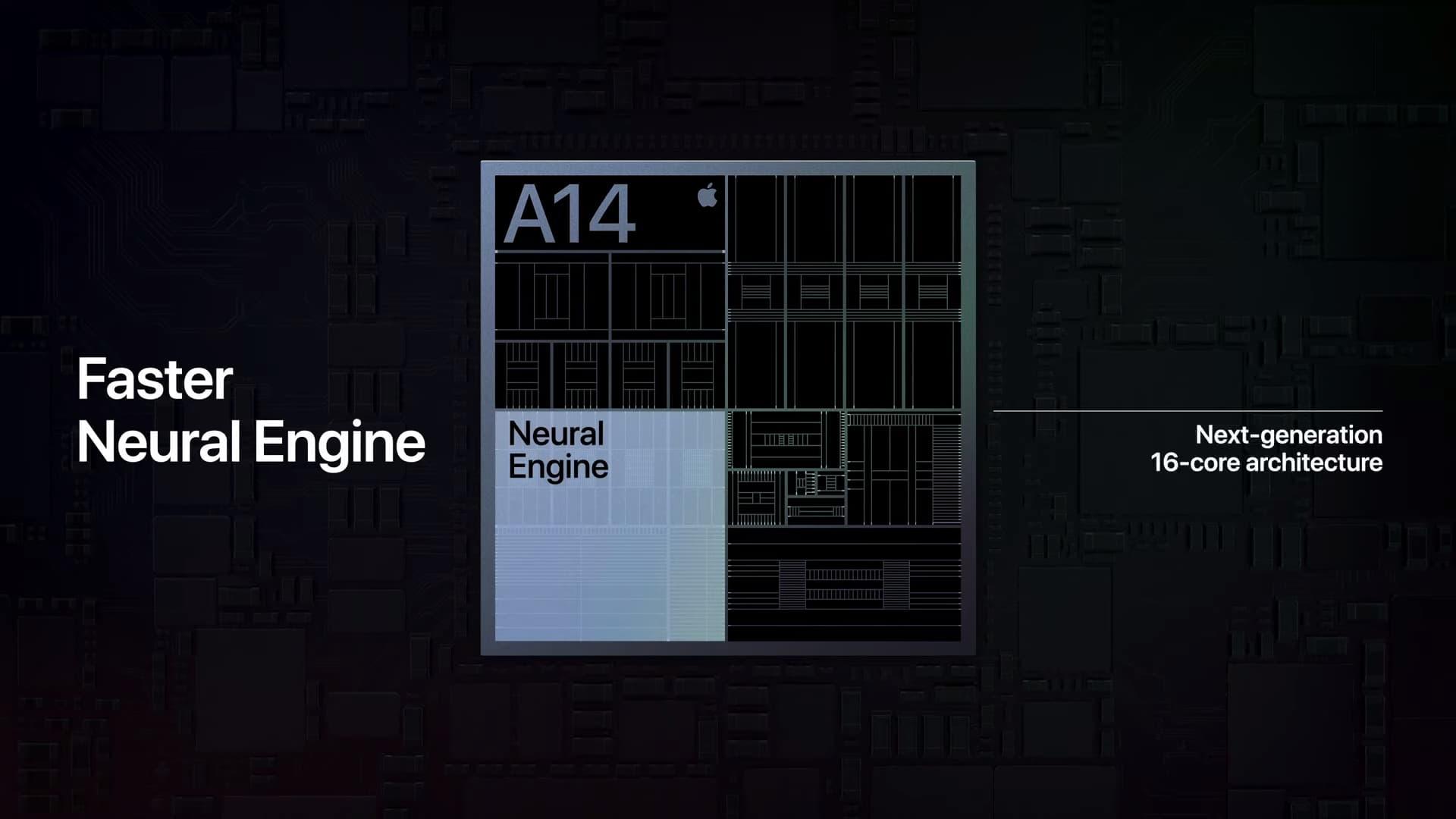iPad Air 搶用搭載 A14 仿生處理器