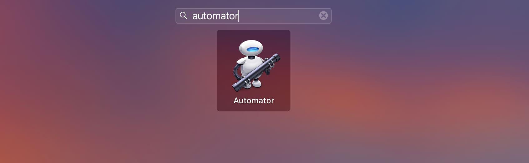 如何使用「Automator」批次壓縮圖像
