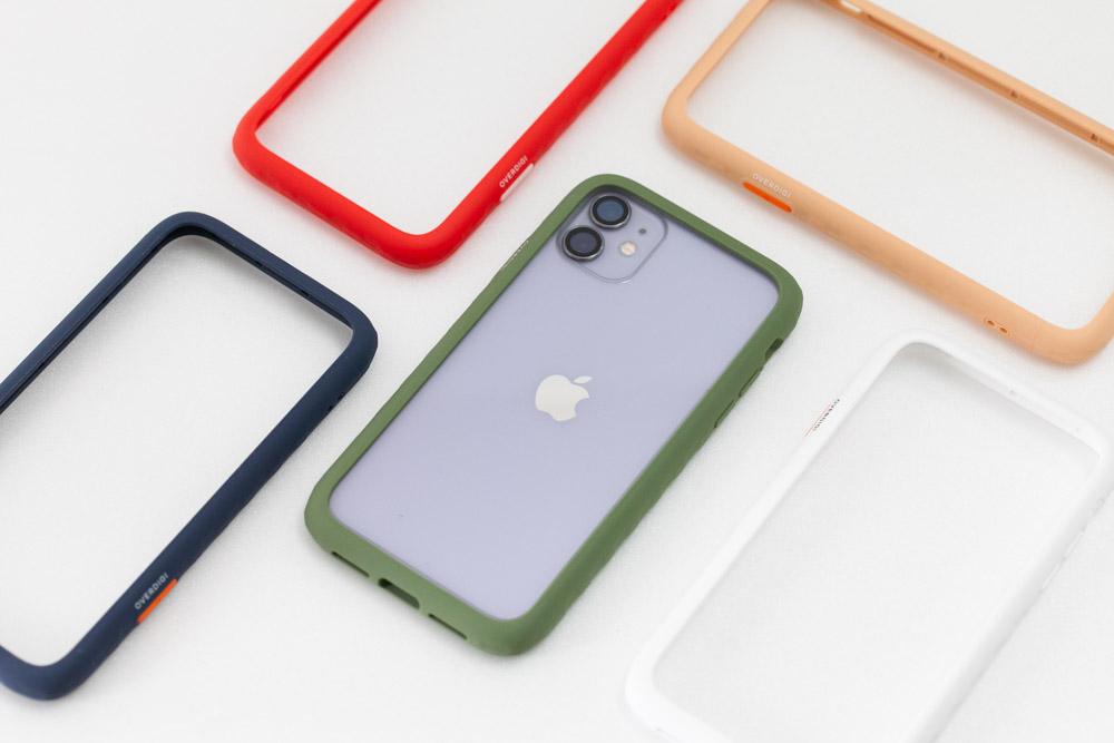 iPhone手機殼OVERDIGI鑽石框開箱:軍規防摔、抗污、環保材質