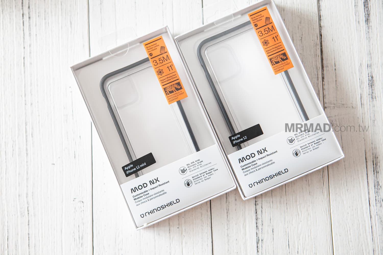 獨家曝光iPhone 12犀牛盾保護殼,另有5.4吋iPhone 新命名1