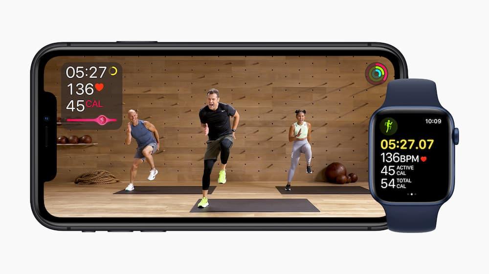 台灣 Apple One 訂閱方案 Apple Fitness +
