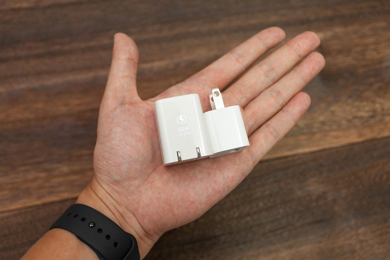 OMNIA X3 迷你快充頭開箱,超高功率 30W、價格超便宜6