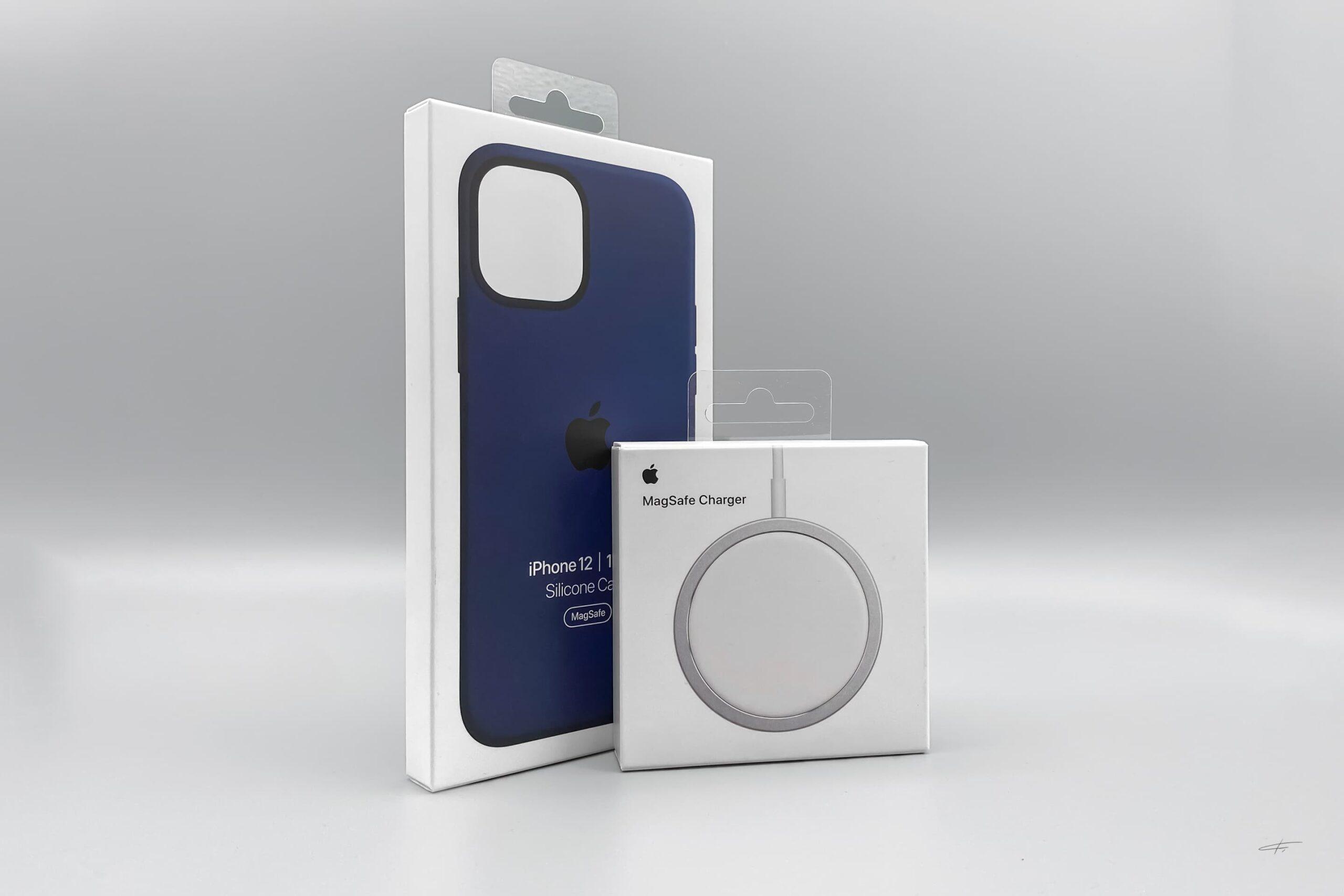 蘋果 MagSafe 充電器和保護殼開箱,國外用戶已經收到貨