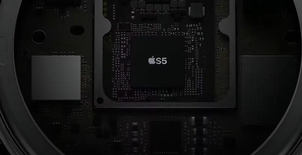 HomePod mini 晶片S5