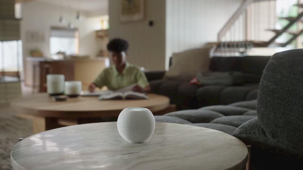 HomePod Mini 功能與服務