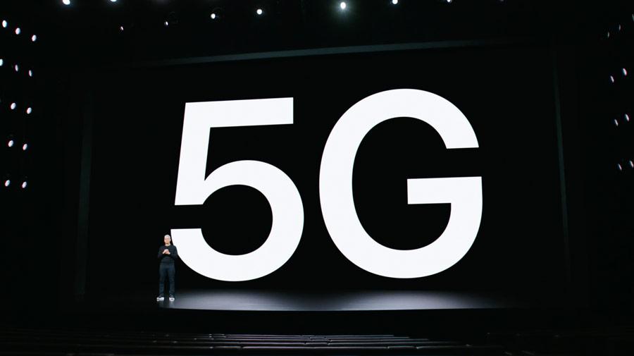 支援更多5G頻段