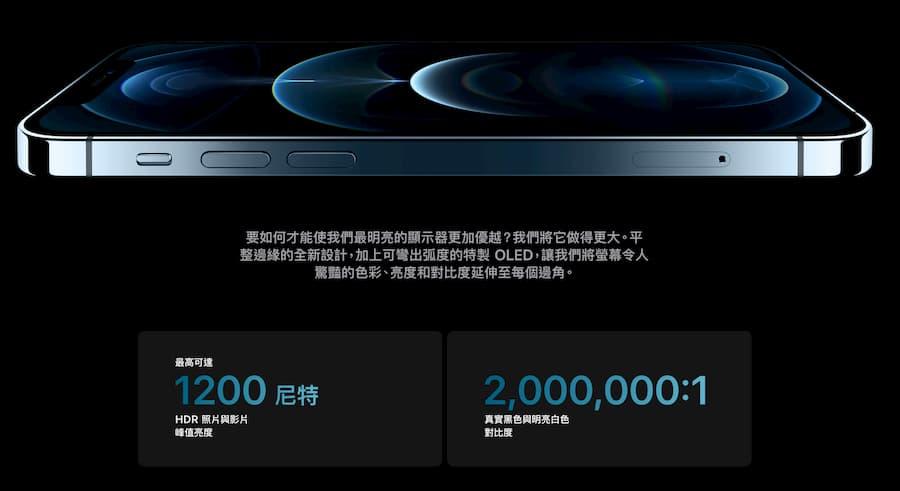 超 Retina XDR螢幕