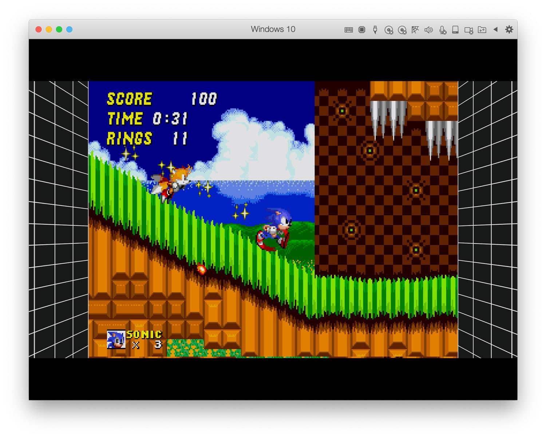 macOS 也能玩音速小子2遊戲嗎2