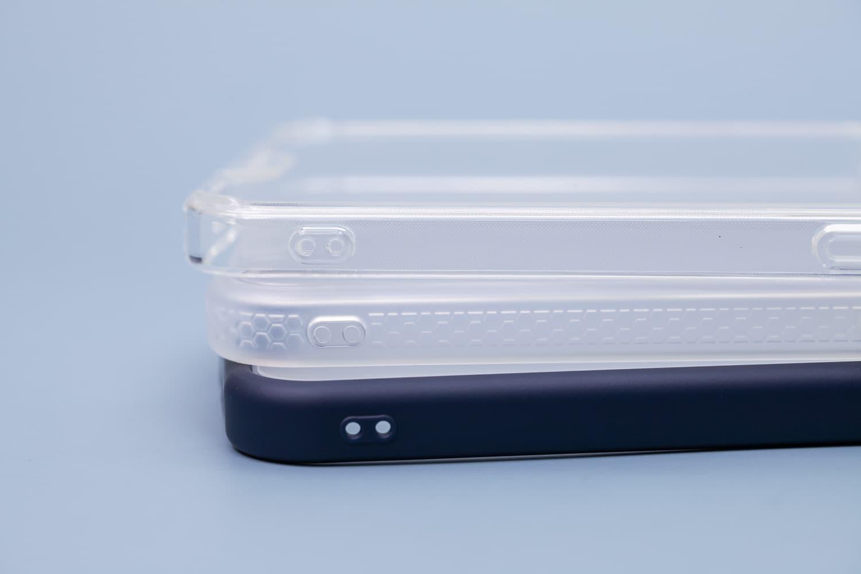 Hoda 柔石、晶石 iPhone 12 手機殼開箱,藍色款救星降臨5a