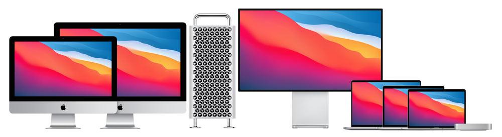蘋果三年內全更新自研M1晶片