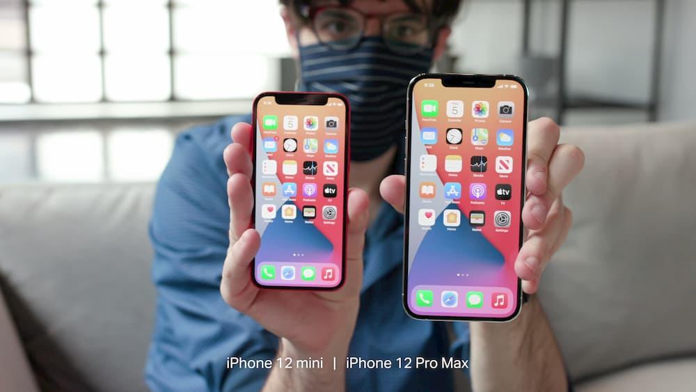 iPhone 12 Pro Max 超大螢幕