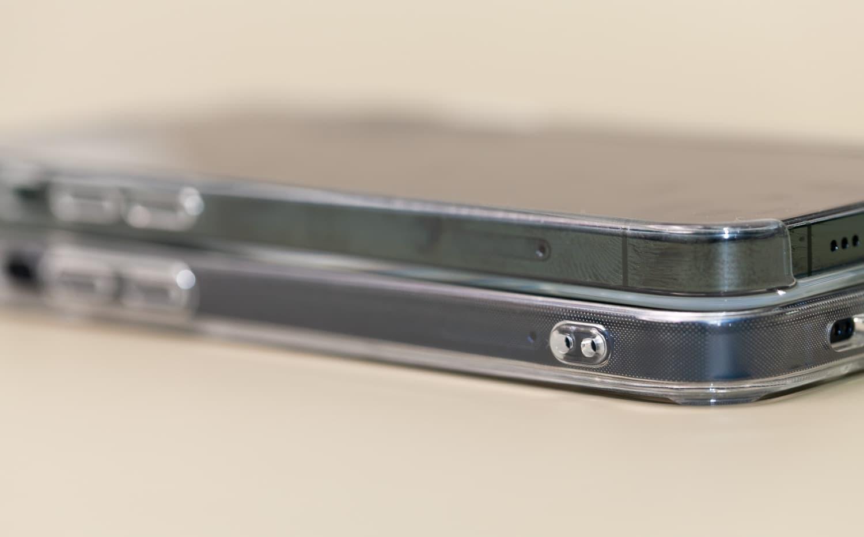 Hoda 柔石、晶石 iPhone 12 手機殼開箱,藍色款救星降臨21