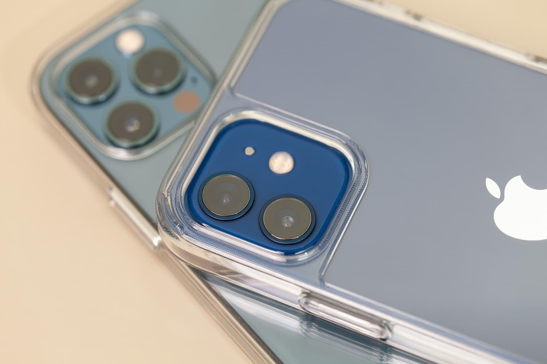 Hoda 柔石、晶石 iPhone 12 手機殼開箱,藍色款救星降臨22
