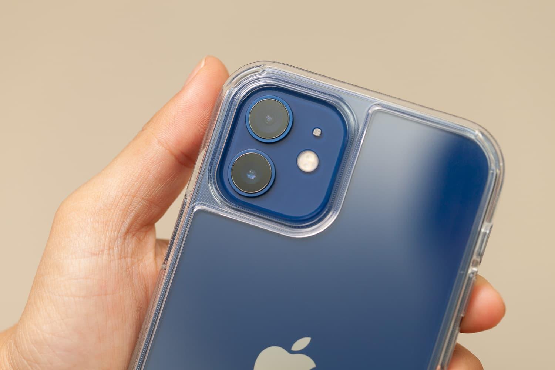Hoda 柔石、晶石 iPhone 12 手機殼開箱,藍色款救星降臨23