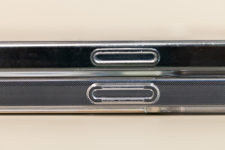 Hoda 柔石、晶石 iPhone 12 手機殼開箱,藍色款救星降臨26