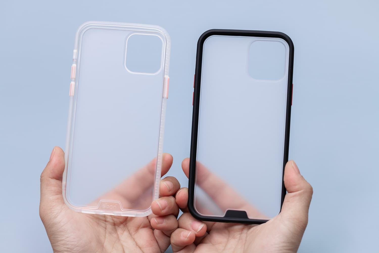 Hoda 柔石、晶石 iPhone 12 手機殼開箱,藍色款救星降臨3
