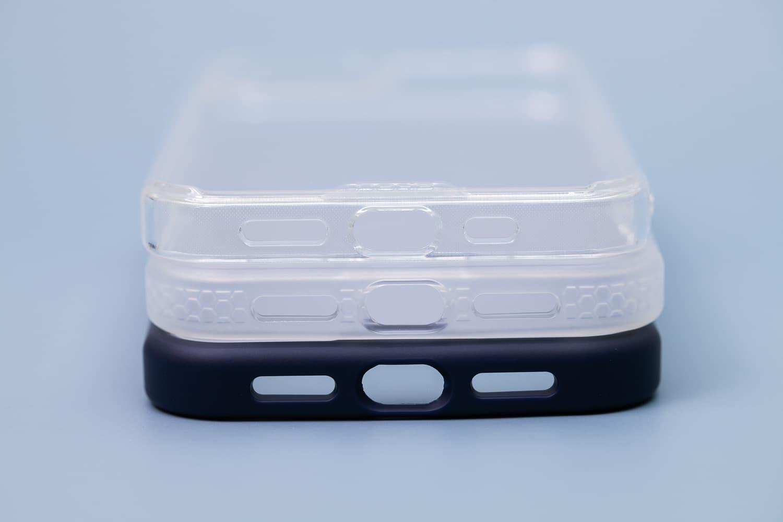 Hoda 柔石、晶石 iPhone 12 手機殼開箱,藍色款救星降臨5