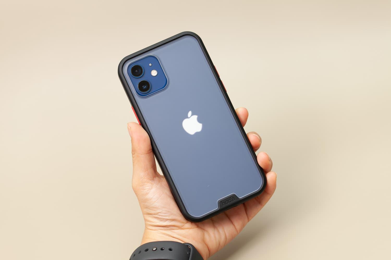 Hoda 柔石、晶石 iPhone 12 手機殼開箱,藍色款救星降臨7