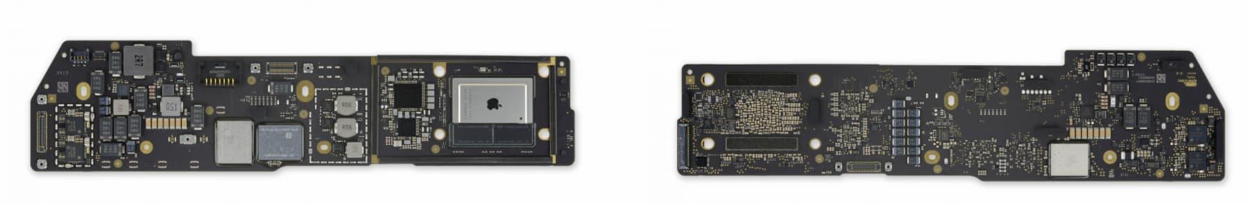 M1 MacBook Air 主機板