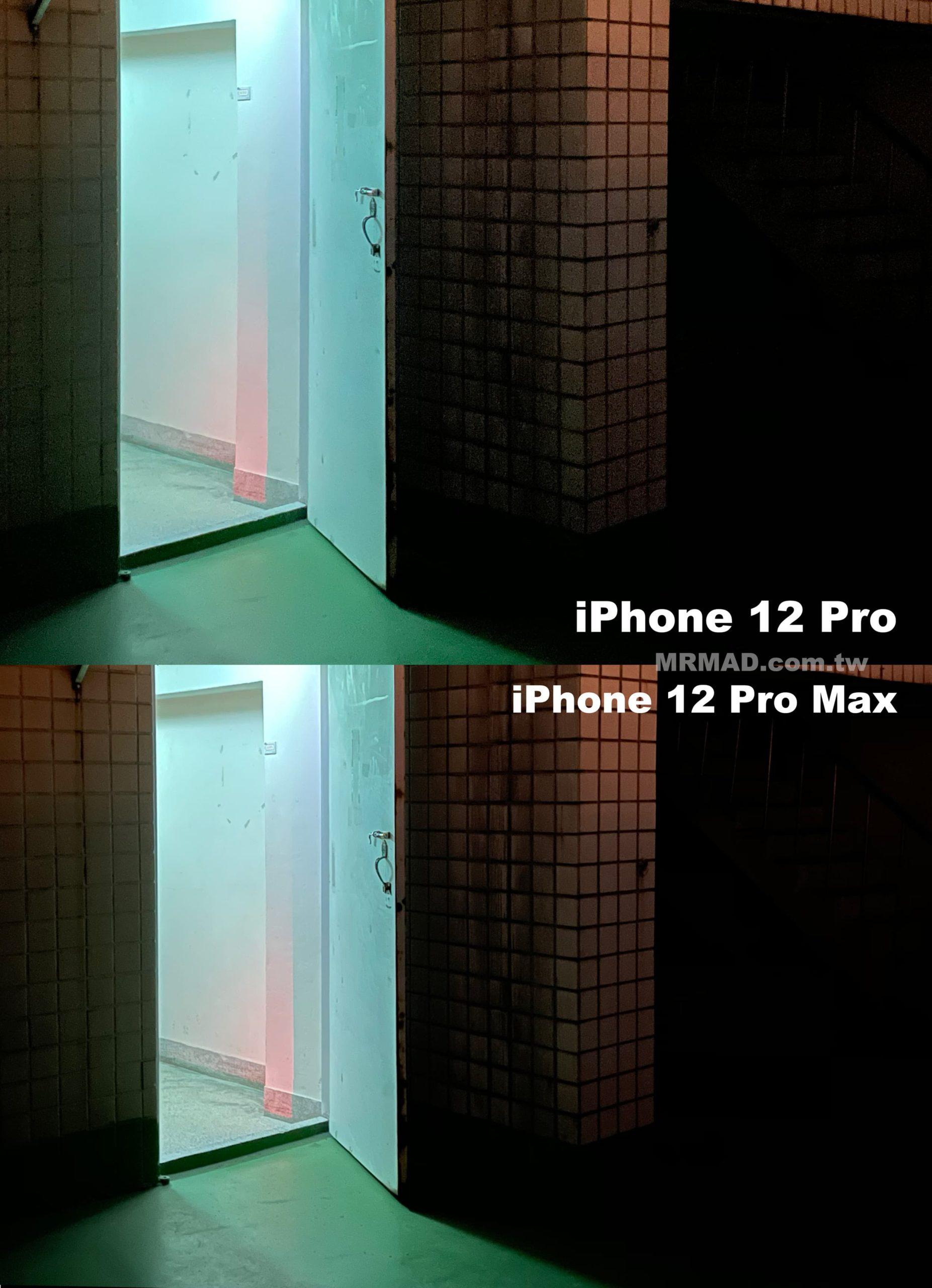 iPhone 12 Pro Max 夜拍廣角4