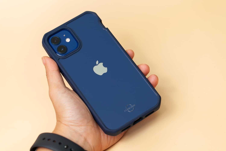 ITSKINS 抗菌軍規手機殼開箱,讓iPhone 12 保護殼更衛生安全