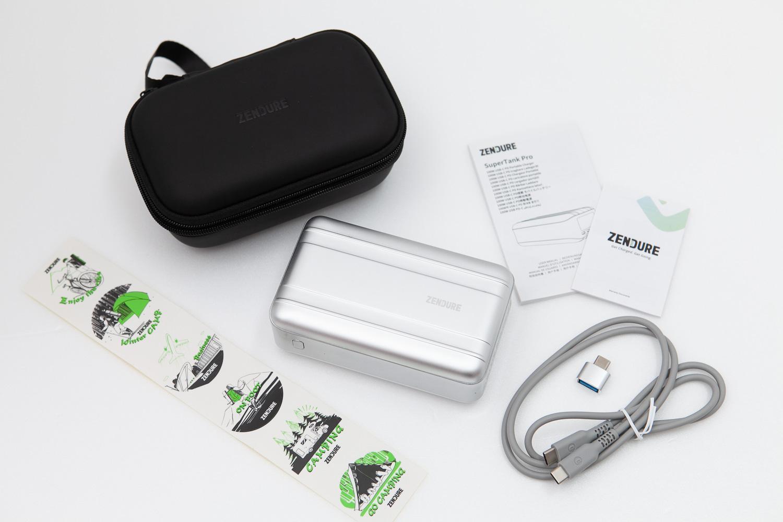 SuperTank Pro 大容量100W行動電源開箱,露營、旅行都適用