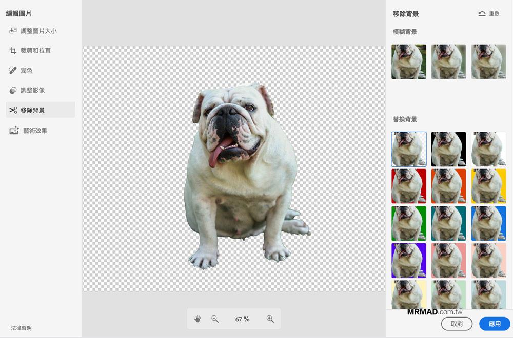 如何使用 Adobe Photoshop Express 去背5