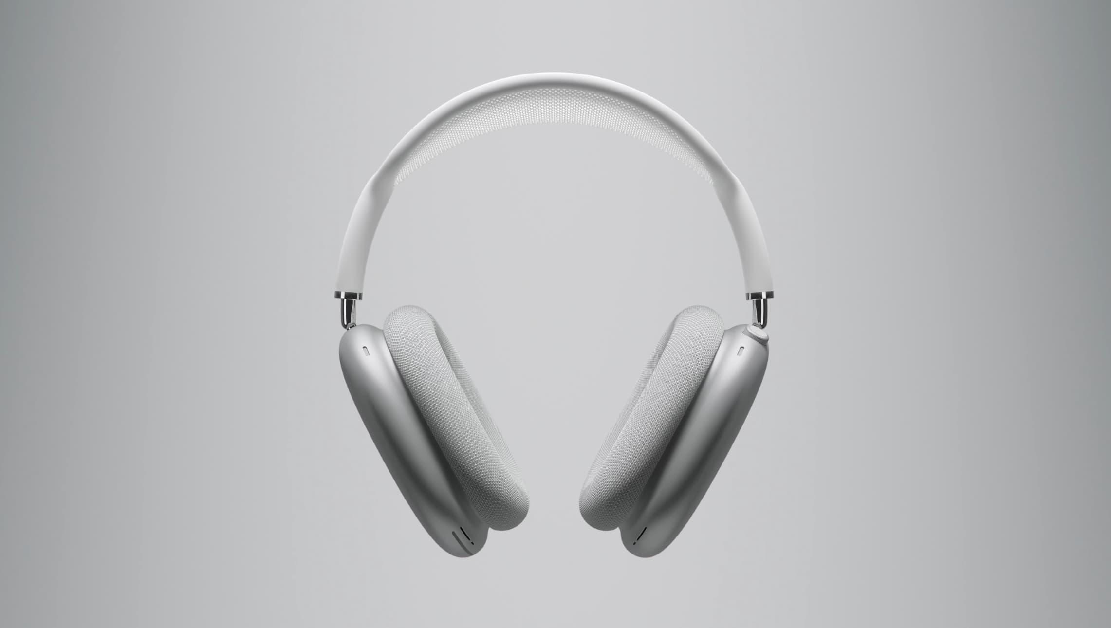 AirPods Max 外觀設計