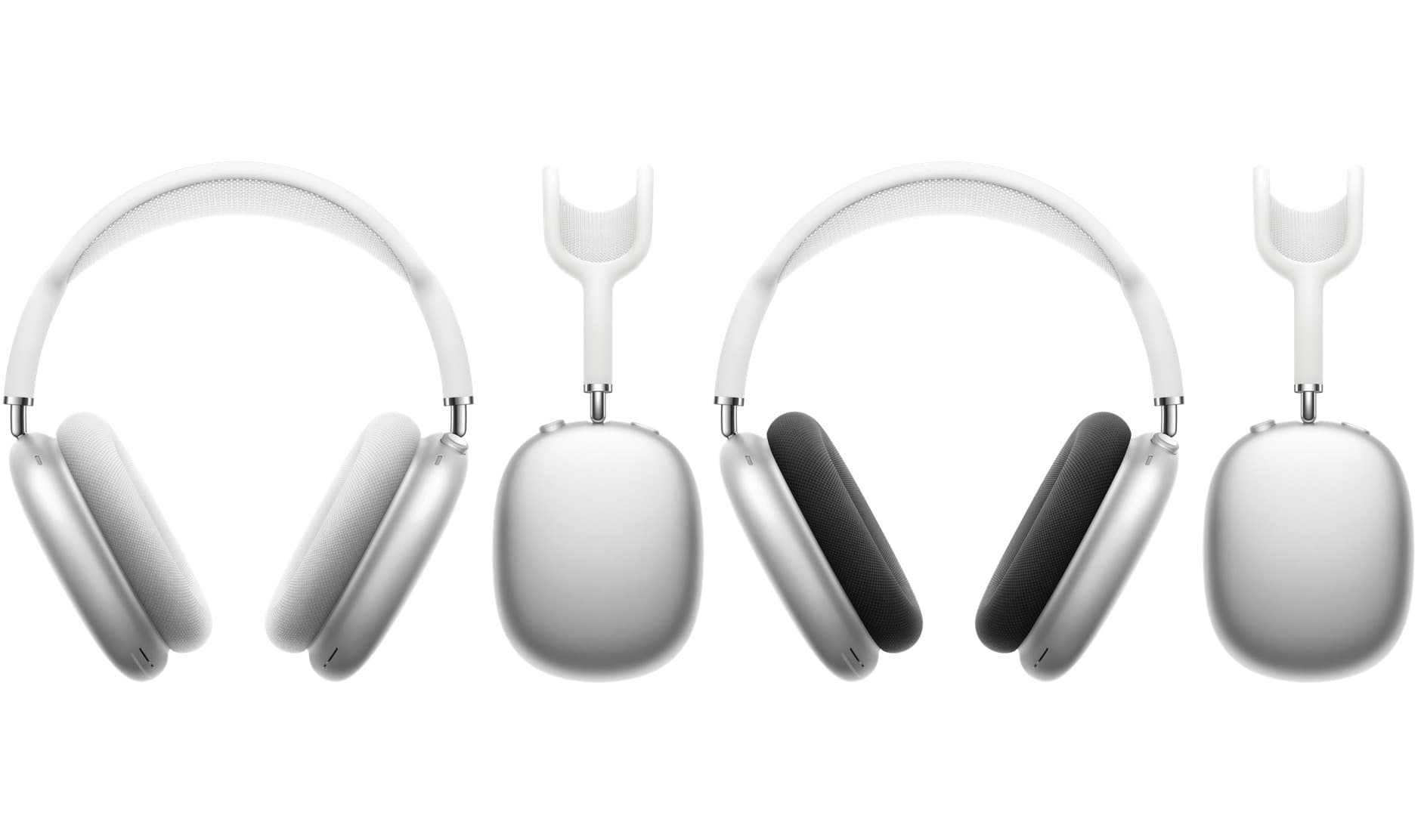 AirPods Max 銀色搭配1