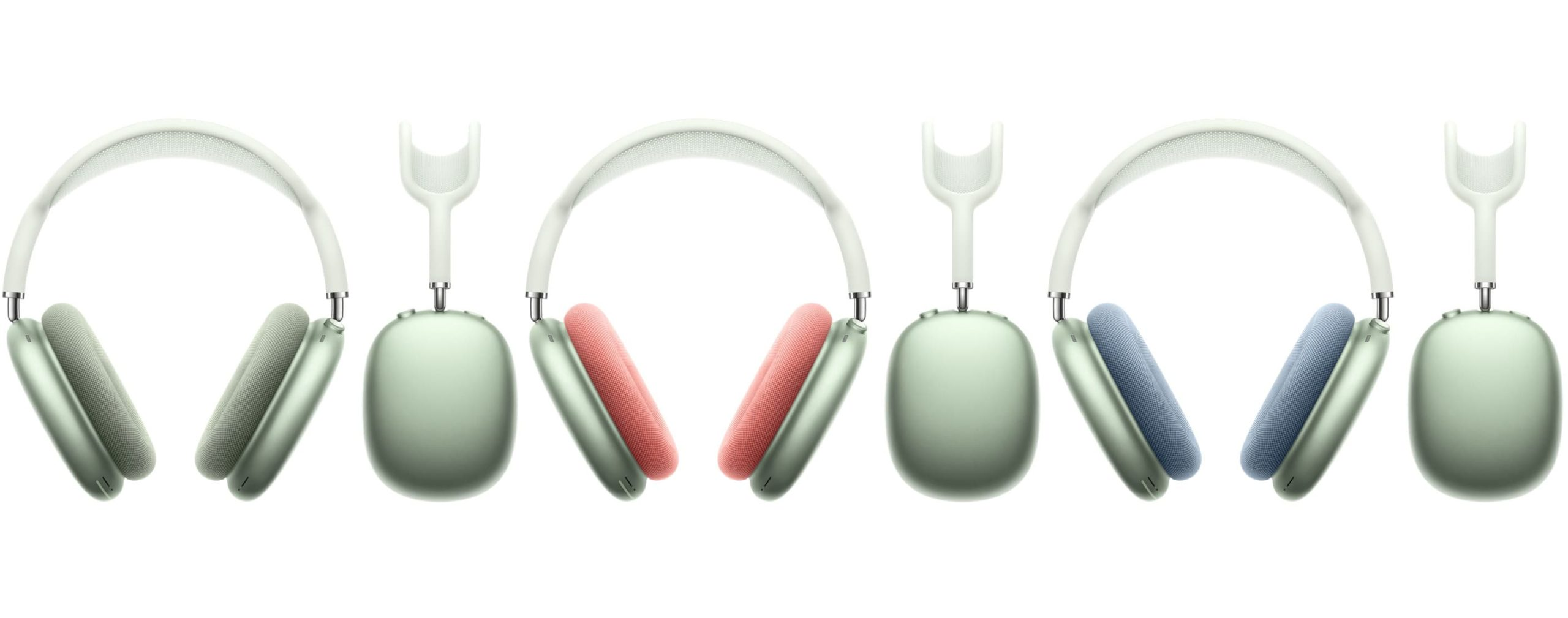 AirPods Max 綠色搭配1