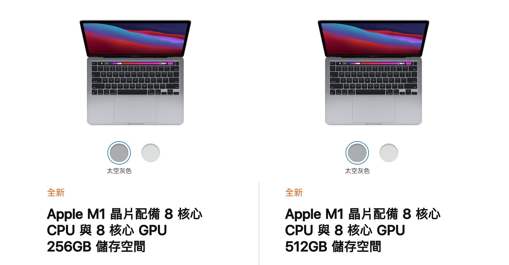 台灣何時開賣M1款Mac