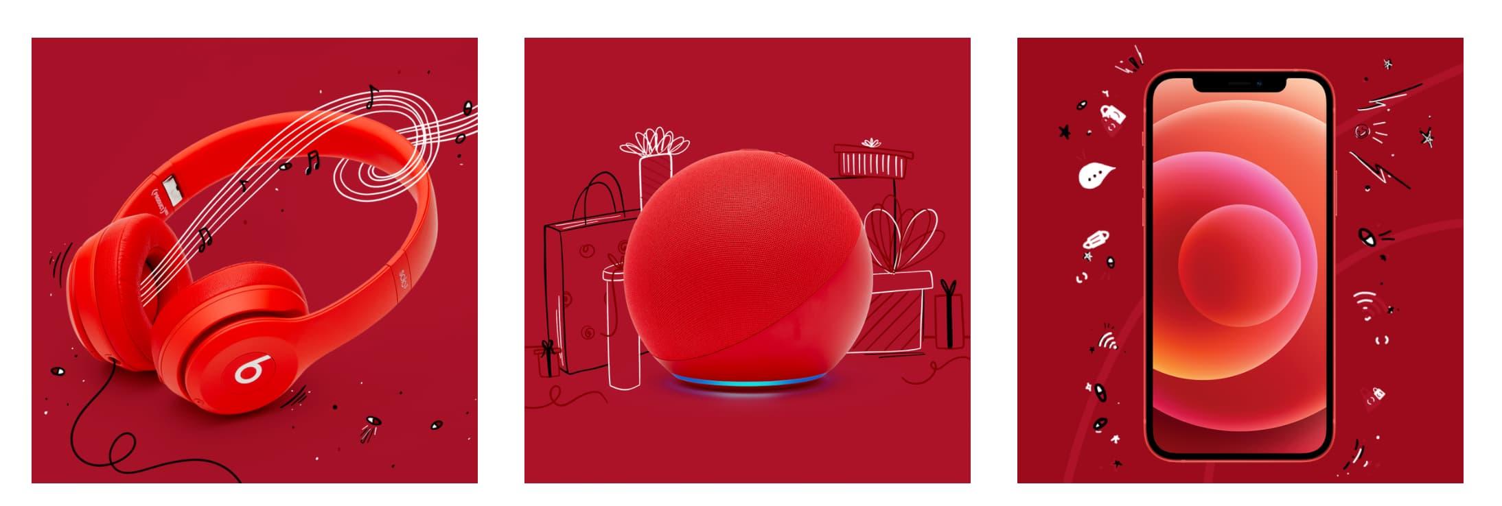 蘋果 (RED) 產品有哪些