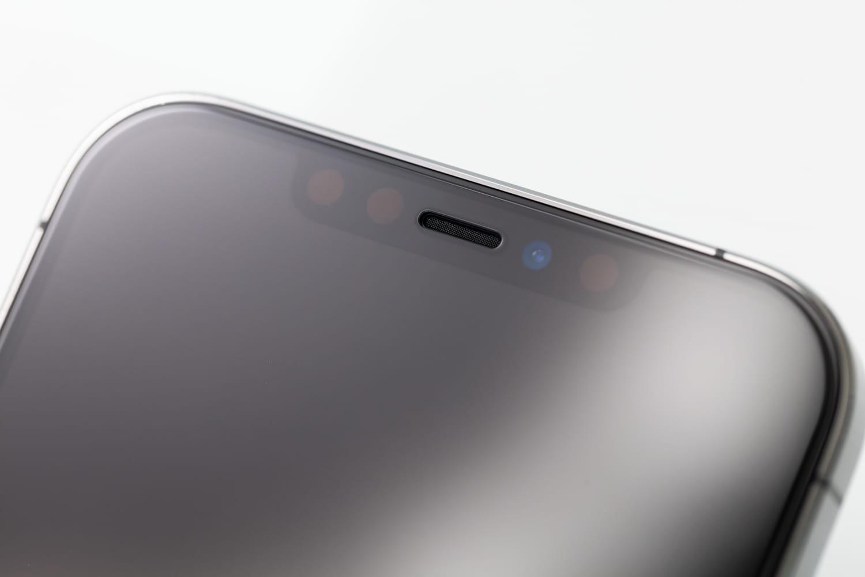 iPhone 12 貼完 hoda 保護貼效果2