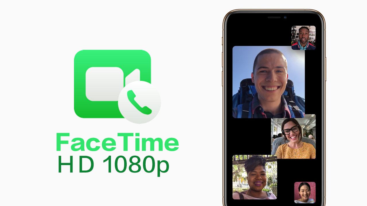 iOS 14.2 支援FaceTime HD 1080p 視訊通話,限舊iPhone 機型