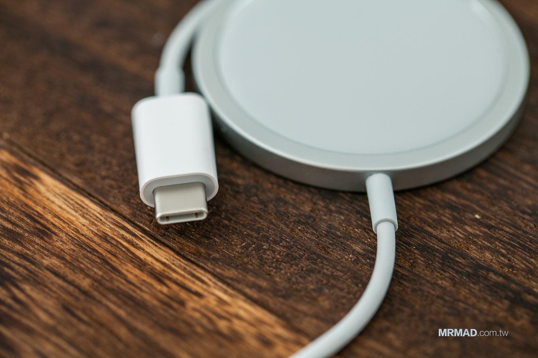 Apple MagSafe 充電器開箱:簡約、迷你、優雅7