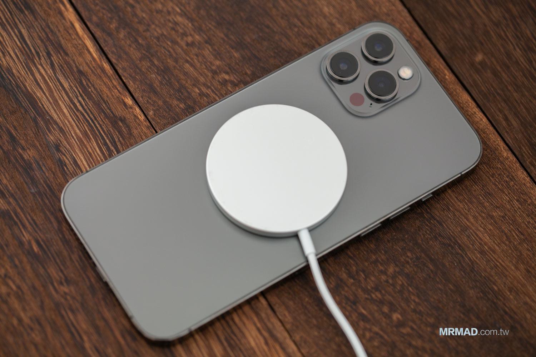 MagSafe 充電器磁吸超強