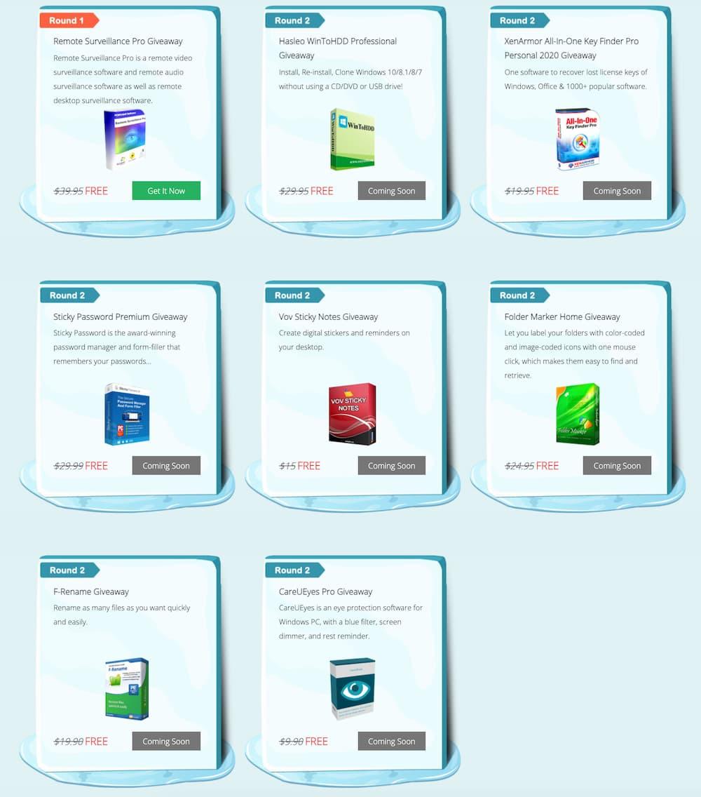 WonderFox 2020 第2輪免費軟體整理與介紹