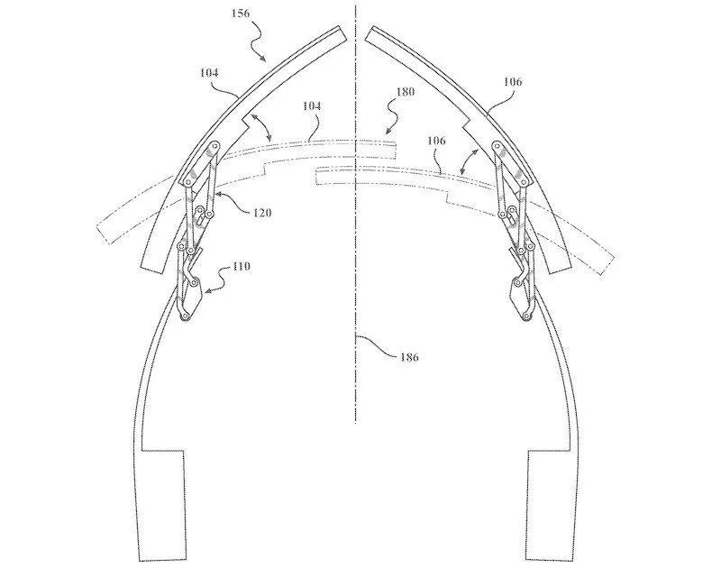 蘋果大量Apple Car專利曝光下一個世紀電動車7