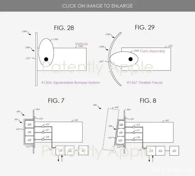 蘋果大量Apple Car專利曝光下一個世紀電動車8
