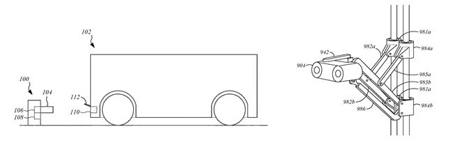 蘋果大量Apple Car專利曝光下一個世紀電動車6