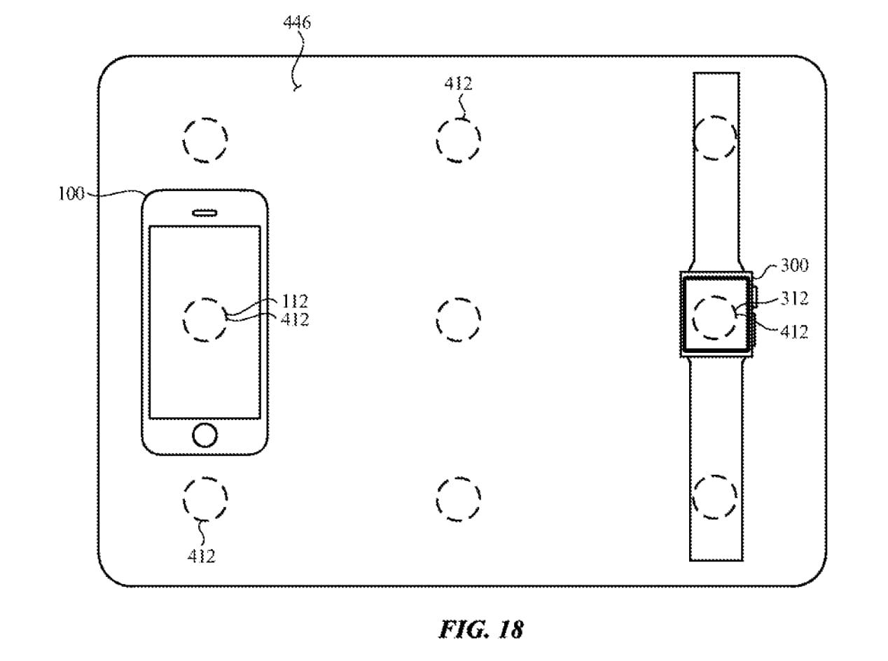 MacBook 支援無線充電:可替 iPhone、iPad 和 Apple Watch充電1