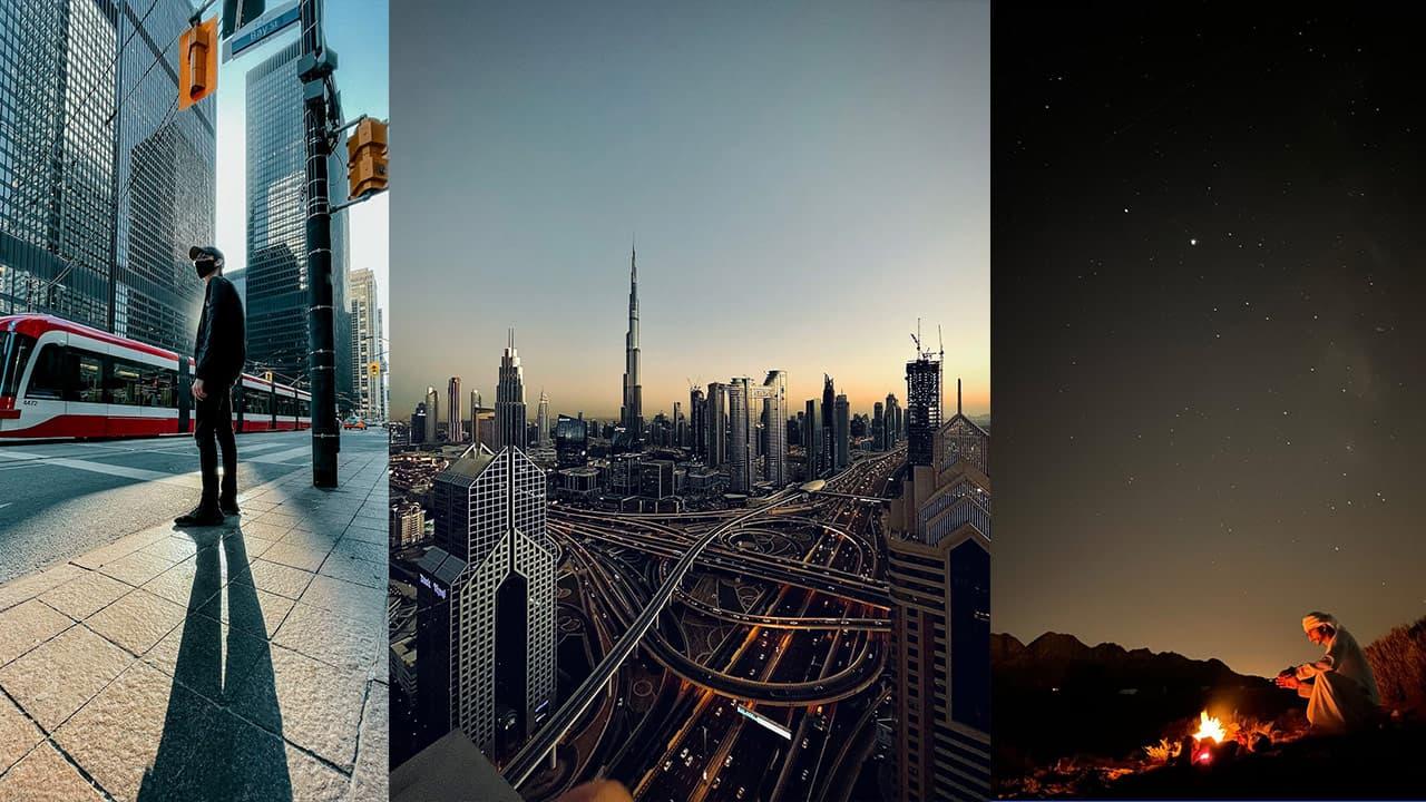 蘋果展示iPhone 12拍攝威力,從人像、城市到星空