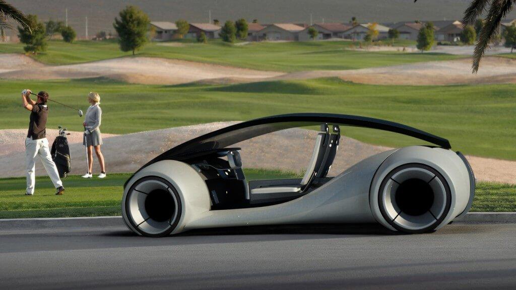 蘋果大量Apple Car專利曝光下一個世紀電動車12