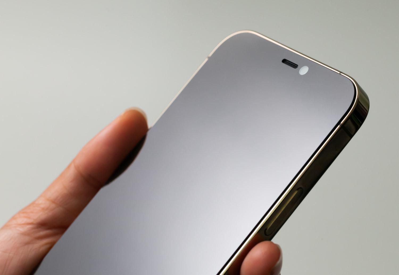 iPhone 12 hoda 藍寶石保護貼開箱17