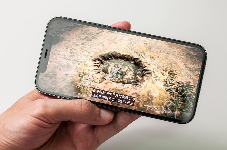 iPhone 12 hoda 藍寶石保護貼開箱21