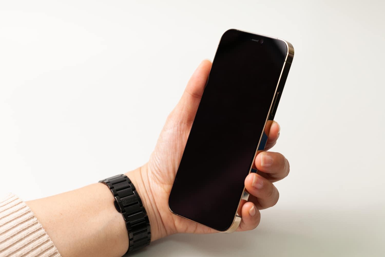 iPhone 12 hoda 藍寶石保護貼開箱26