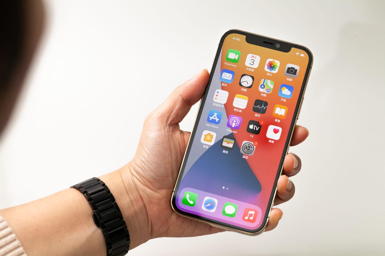 iPhone 12 hoda 藍寶石保護貼開箱27