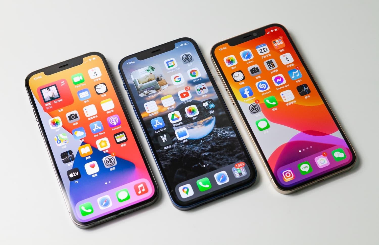 iPhone 12 hoda 藍寶石保護貼開箱28